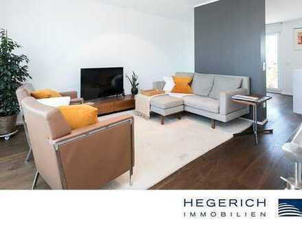 HEGERICH: Dachterrassentraum - Exklusives Penthouse