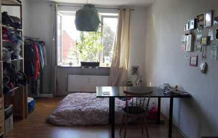 Helles 20qm WG-Zimmer – 2min zur S-Bahn Hasselbrook