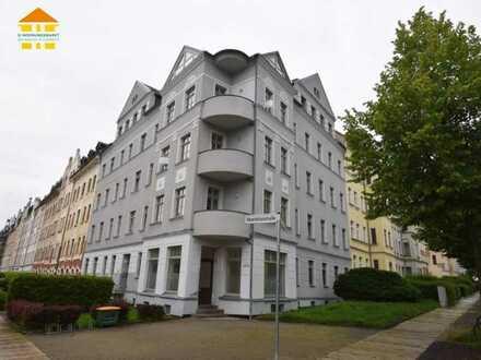 Tolle Single-Wohnung inklusive Einbauküche und Balkon in beliebter Kaßberg-Lage!