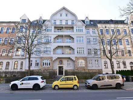 3-Zimmer Wohnung in Chemnitz-Kaßberg