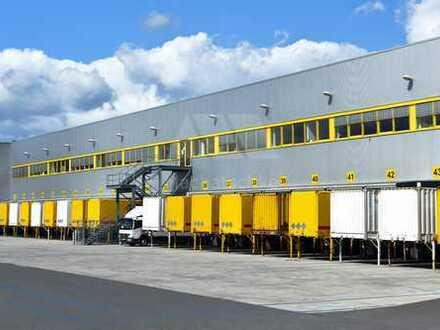 Ihr neuer Logistik-/ Lager-/ Produktionsstandort nach Wunschgröße - (Beispielfoto)