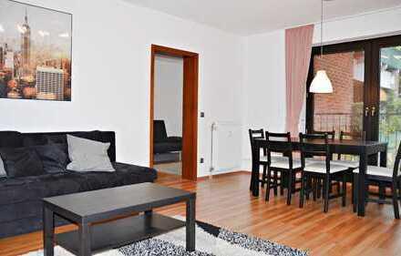Möblierte 2 Zimmer Whg. in sehr guter Lage von Düsseldorf-Kaiserswerth!