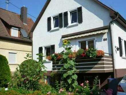 Esslingen-Zell: Sehr gepflegtes Einfamilienhaus in ruhiger Lage