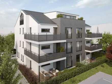 Neubauwohnung in der Bühler Innenstadt