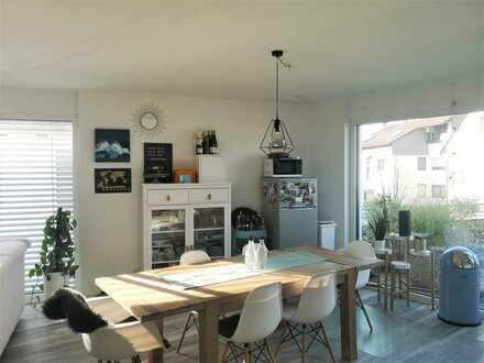 Hochwertige 3 Zimmerwohnung mit traumhaft großer Terrasse, Garage & Lüftungsanlage!!