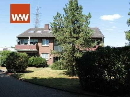 Gemischte Nutzung in Hünxe  Grundstück ca.6.973,m², Gewerbehallen, Büros, 5-Familienhaus, 5-Garagen