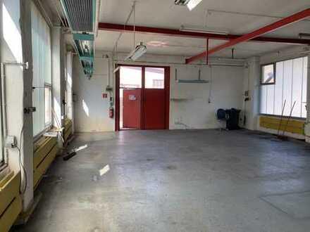 Handwerker-Werkstatt mit Büro und Lager - 250 qm