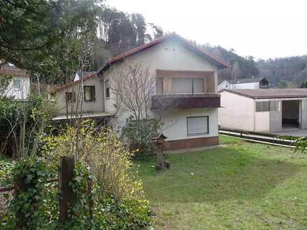 Gepflegtes Einfamilienhaus in Pirmasens-Niedersimten