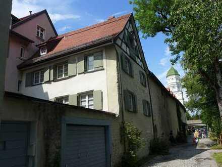 Vermietete 2- und 1-Zimmer Wohnung in romantischem Fachwerkhaus im Herzen der Altstadt