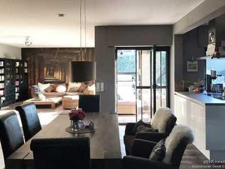Moderner Smart-Home-Bungalow