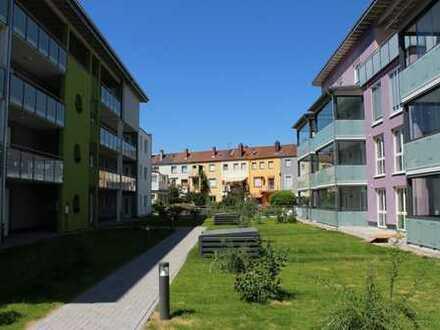 Hochwertige Wohnungen im Zentrum