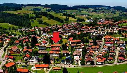 4-Zimmer Wohnung in Bestlage von Oberstaufen