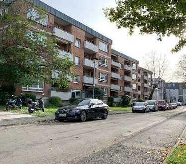 KAPITALANLAGE an der CôTE DA SÜRTH !!! Helle 3-Zimmer-Wohnung mit SONNENBALKON in RHEINNÄHE !!!