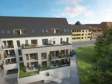 Große Dachterrasse* / 118qm² Whfl. in Schniegling