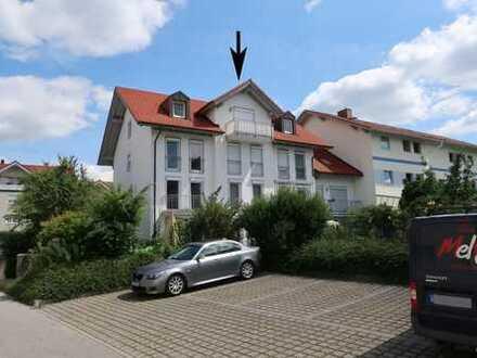 Reihenmittelhaus im Zentrum von Weilheim