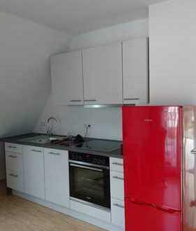 Möblierte Single-Wohnung mit zwei Zimmern sowie Terrasse und EBK in Oberursel (Taunus)