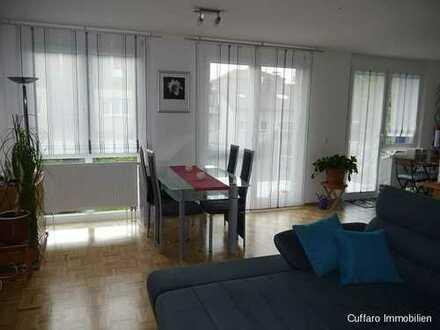 Neuwertige 3-Zimmer-ETW mit Balkon und TG-Stellplatz in Rintheim!