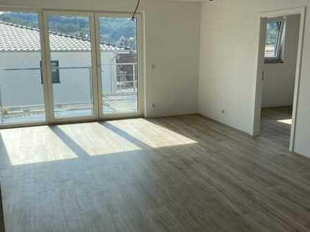 Erstbezug Neubau schöne 2 Zimmer Penthaus-Wohnung