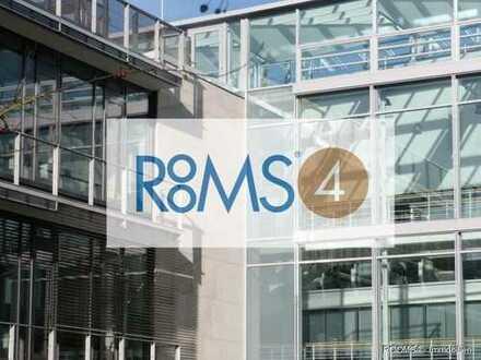 ROOMS4 - Loft-Büro Traum bietet Arbeitsraum in historischem Gebäude in Sendling