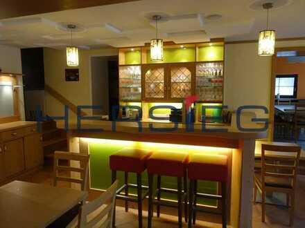 Schöne Restauranträume in Gornsdorf voll möbliert - direkt starten!