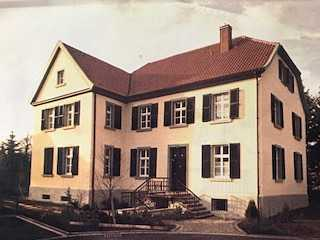 Ansprechende Wohnung in historischer Villa! Ideale Stadtwohnung im Zentrum von Werl!