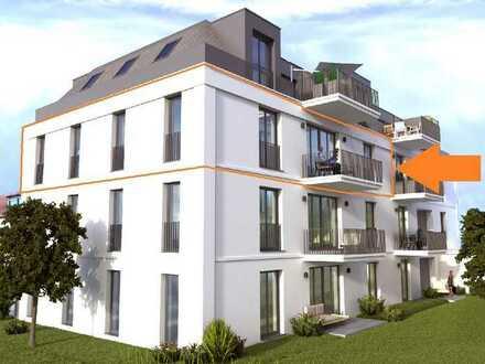 Wagner Carré - Wohnen im Zentrum von Wiesloch - Wohnung 9 im 2. OG mit ca. 103 m² #5430-9