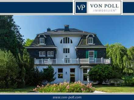 Jugendstil-Villa in bester Lage von Lennep mit vielen original Bauelementen und Tiefgarage