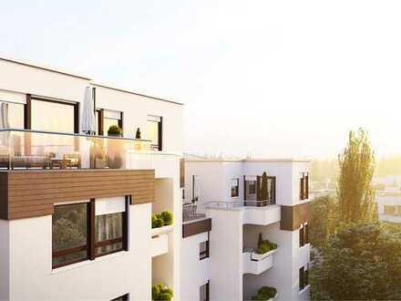 Genug Platz für die ganze Familie - Gehobene Penthouse Wohnung in München!