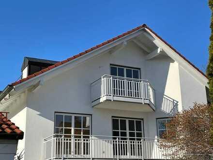 Zur Miete in Baldham: Exklusive DHH mit ca. 162 m² Wfl. auf ca. 420 m² großem Grund