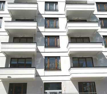 Erstbezug: geräumige 2 Zimmer Wohnung im EG ohne Balkon