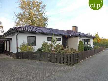 c.i.p. immobilien - 4- Zimmer- Bungalow zur Miete!