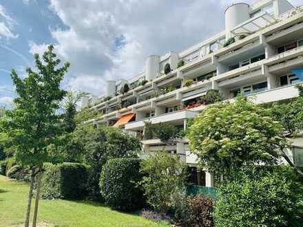 Helle, VERMIETETE 5-Zi.-Maisonettewohnung mit herrlichem Blick in Heidelberg-Rohrbach
