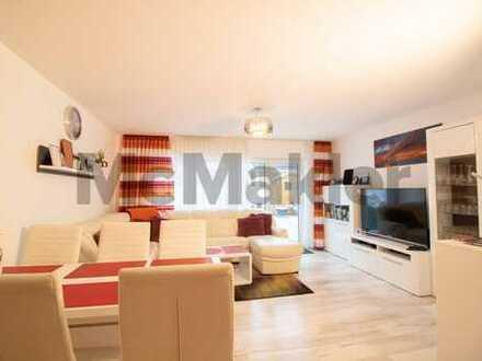 Neuwertig und komfortabel wohnen: DHH mit Terrasse und gehobener Ausstattung in Erkrath