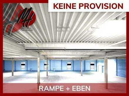PROVISIONSFREI! Moderne Lagerflächen (900 qm) & Büroflächen (200 qm) zu vermieten