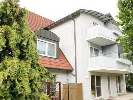 3 Zimmer - neu - EG - hell - ruhig - FBH, 2 Bäder, Terrasse, Klima, E-Anschluss möglich!