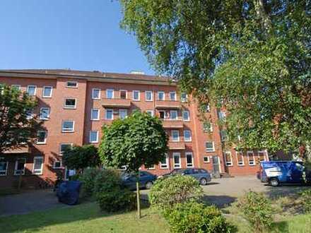 Central und Citynahe 2-Zimmer-Wohnung mit Balkon