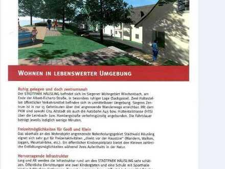 Geräumige 2-Zimmer-Erdgeschoss-Wohnung zum Kauf in Siegen