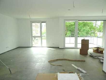 Neubau: 4 Zimmer OG-Wohnung mit Garage