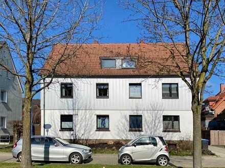 Freigezogene 2-Zimmer Dachgeschosswohnung in zentraler Lage von Schwerte-Westhofen