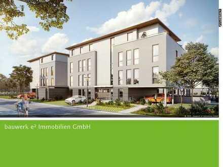 Familienglück auf einer Ebene: 4-Zimmer-NEUBAU-Wohnung in Dornhan mit GARTENanteil