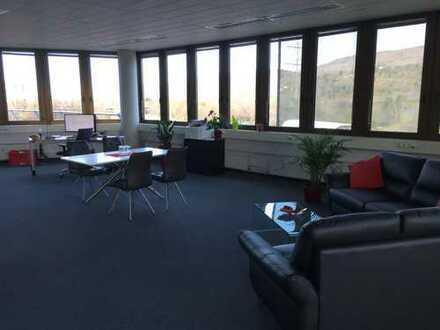 STARTUP Repräsentative-Räume-Provisionsfrei -150 qm Penthaus-Büro mit Terrasse