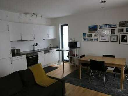 2-Zimmer-Wohnung mit Balkon und EBK, München