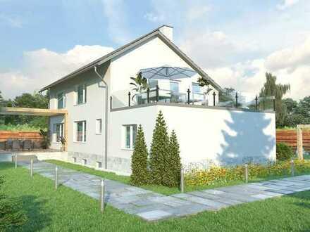 Zwei kernsanierte Häuser sowie ein landwirtschaftliches Gewerbe mit viel Potenzial