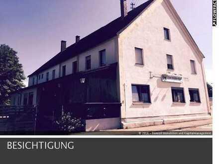 SANIERUNGSOBJEKT - ideal geeignet als Mehrfamilienhaus mit großem Grundstück
