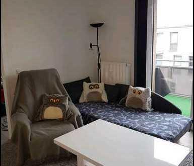 Eigene 2-Zimmer-Wohnung mit Pflegestelle - ab 50 Jahre
