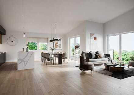 Attraktive 2-Zimmer-Wohnung mit Garten