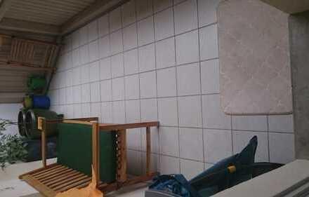 Helles Zimmer mit eigenen Balkon