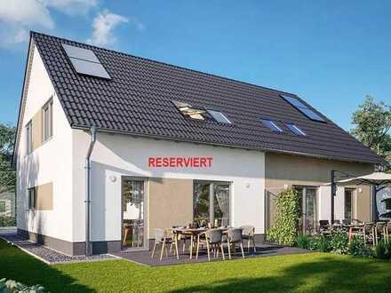 Ortsüblich erschlossenes Grundstück mit geplanten Doppelhaus in Altenpleen bei Stralsund zu verkauf