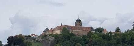 """Penthousewohnung in Kronach """"Erstbezug"""" mit Festungsblick"""