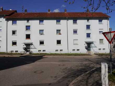 Solide Investitionsmöglichkeit! Top Kapitalanlage! 3 Zi Wohnung Zentral in Kandern!